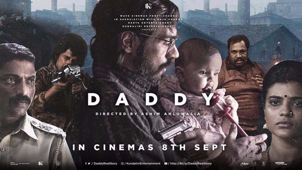 Movie Review of Daddy