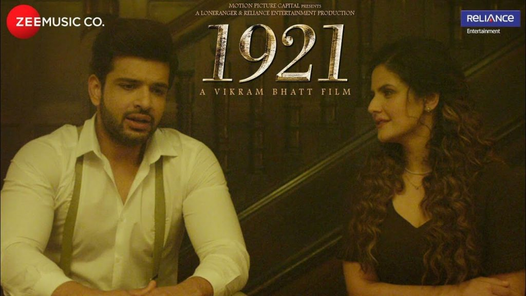 Movie Review of 1921