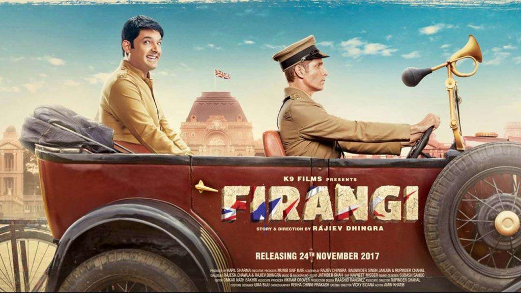 Movie Review of Firangi