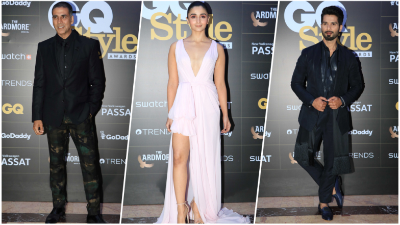Bollywood Celebs at GQ best dressed 2018