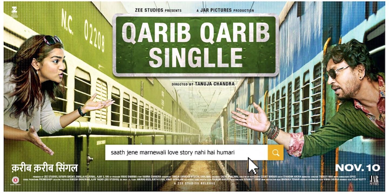 review qarib qarib singlle