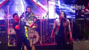 Farhan Akhtar live in concert